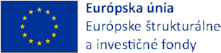 logo Europske strukturalne a investicne fondy